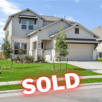 Bought A Home In Pflugerville By Realtor Fonz