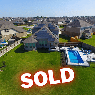 Home Sold In Round Rock Texas